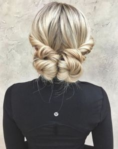 Double buns up do