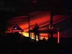 Moderat: Rusty Nails ...live