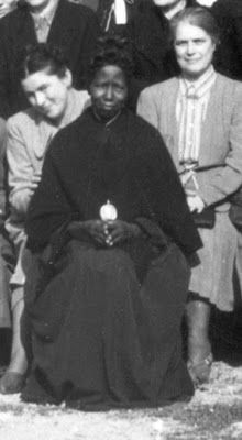 A Catholic Mom in Hawaii: St. Josephine Bakhita - plenty of pictures