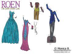 Blog of Paper Dolls