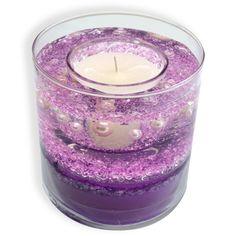 Cette bougie Rose et mauve fait partie d'une nouvelle gamme de bougies personnalisées. Mélange harmonieux de gel et cire pour des bougies uniques ! Une verrine rechargeable à l'intérieur de cette bougie décorative vous permettra de la conserver intacte. La bougie autrement … pour faire étinceler votre intérieur ! #madeinfrance #farklionline
