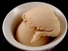 creativity through FOOD!: Magical REALLY Healthy Peanut Butter Ice Cream (made with cauliflower and greek yogurt)