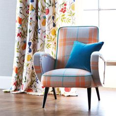 Products | Harlequin - Designer Fabrics and Wallpapers | Joelle (HLOC120119) | Folia Fabrics