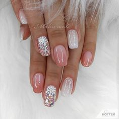 Nail designs or nail art is a really straightforward notion. Nail art is the technique to boost the high quality and appearance of your nails. Holiday Nail Designs, Holiday Nails, Christmas Nails, Christmas Christmas, Pink Nail Art, Pink Nails, My Nails, Acrylic Nail Designs, Nail Art Designs