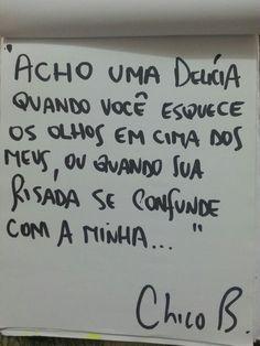 Tô de Chico ;)