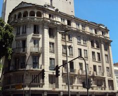 Rio de Janeiro, Brasil - Centro Histórico (Hotel Le Paris)