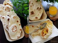 Sünis kanál: Naan - indiai lepénykenyér Naan, Grilling, Paleo, Food And Drink, Pizza, Mexican, Lunch, Bread, Cookies