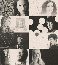 Lost Girl. Bo, The Morrigan, Lauren, Kenzi, Hale, Vex, Dyson and Tamsin