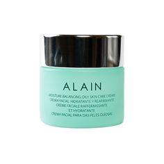Moisture balancing oily skin care cream. Crema facial de tratamiento para el cuidado de pieles grasas con efecto hidratante y reafirmante.
