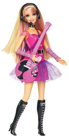 Barbie I Can Be a Rock Star
