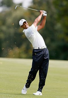 Tiger Woods, Tour Championship 2012