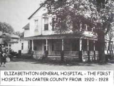 1st Hospital In Elizabethton Tn