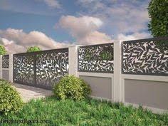 22 Best Compound Wall Images Driveway Gate Gates Driveway