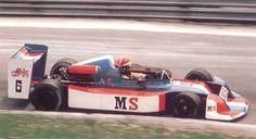 Eddie Cheever - March 782 BMW - Project Four Racing - XXXVIII Grand Prix Automobile de Pau 1978