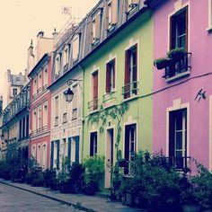 #Paris12 Rue Cremieux #PEAV