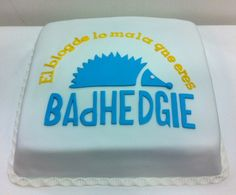 Tarta Logo Badehgie