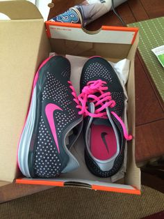 My mom got some new sneaks and I have sneaker envy