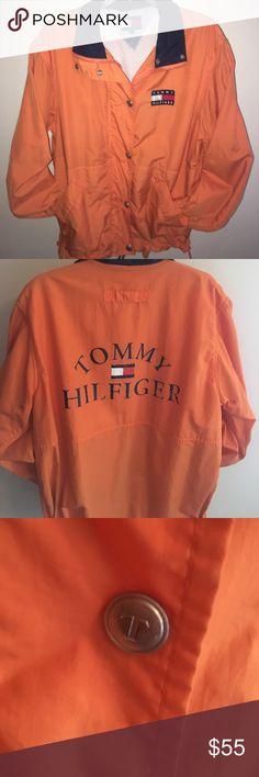 Rare Tommy Hilfiger Utility Jacket My favorite utility jacket! Tommy Hilfiger Jackets & Coats
