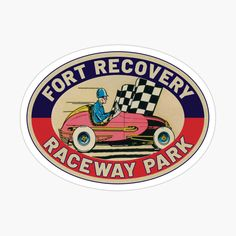 Cool Stickers, Decorate Notebook, Vintage Racing, Drag Racing, Sticker Design, Sell Your Art, Recovery, Ohio, Decals