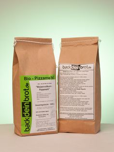 Weizenvollkorn-Pizzamehl #Pizza #Weizenvollkorn #Vollkorn