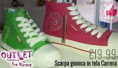 Scarpa Ginnica In Tela Carrera Da Calzature Outlet Le Firme http://affariok.blogspot.it/2016/06/scarpa-ginnica-in-tela-carrera-da.html