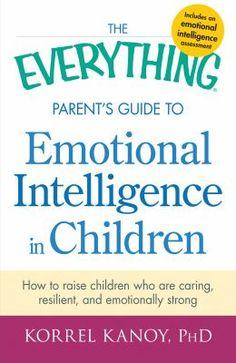 raising an emotionally intelligent child pdf