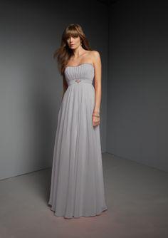 Elegant Bridesmaid Dresses   Bridesmaids By Mori Lee Style 268