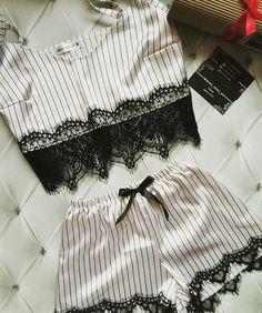Lencería Jolie Lingerie, Sewing Lingerie, Pretty Lingerie, Beautiful Lingerie, Sexy Lingerie, Lingerie Sleepwear, Nightwear, Outfits For Teens, Cute Outfits