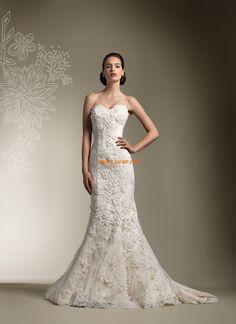 Liefje Elegant & Luxe Natuurlijk Bruidsmode 2014