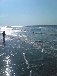 Holden beach ! I love it here !
