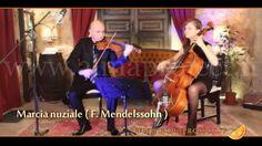 "ALMA PROJECT - SC String Duo (Violin & Cello) - ""Wedding March"" in C major (F. Mendelssohn)"