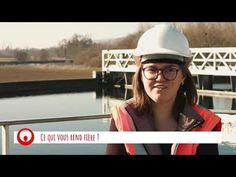 Veolia - Interview Audrey BRAUN - Activité Eau Région Est #InfoWebEnvironnement Interview, Environment