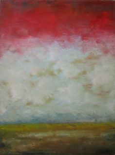 Tracey Nicholas, original abstract landscape