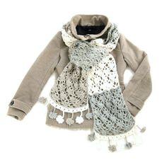 helena haakt - sjaal NLD