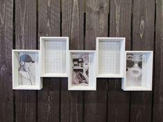 Valokuvakehys, seinälle, 60*22cm