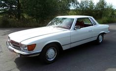 Mercedes-Benz 350 SLC (W107)