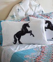 Unicorn Pillow Sham 2-Pack - Aéropostale®