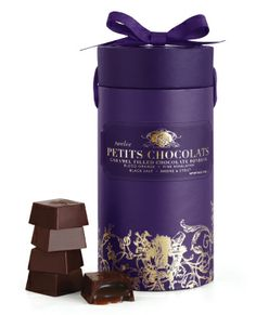 Petits Chocolats Gift Set from Vosges - anything from here is wonderful.  Great hostess gifts!