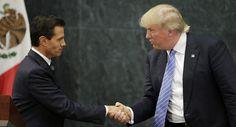 ¡Controversial! Esto fue lo que México le respondió a Donald Trump