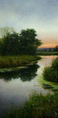 """""""Southern Bank - Little Grove,"""" by Renato Muccillo."""