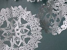 Holiday Decorating Ideas: 10 Snowflake Projects for Winter
