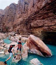 Ma' In hot springs Jordan