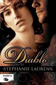 Diablo (Cynster #1) by Stephanie Laurens    http://amante-de-los-libros.blogspot.com/2013/08/otras-novedades-de-ediciones-b.html