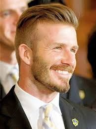 David Beckham Hairstyle Picture Gallery - The Xerxes Popular Mens Hairstyles, Cool Hairstyles For Men, Haircuts For Men, Haircuts For Medium Length Hair, Medium Layered Haircuts, Medium Hair Styles, Undercut Men, Undercut Hairstyles, Hairstyle Ideas