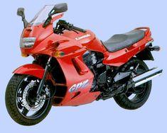 GPz 1100 ABS, 1995-1996