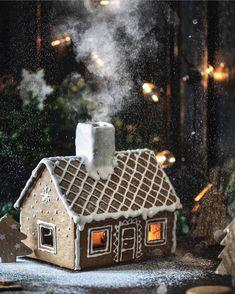 Vánoce 2013 – Jana Římanová – album na Rajčeti - meninblack Christmas Time Is Here, Christmas Makes, Christmas Mood, Christmas Baking, Christmas Crafts, Xmas, Italian Christmas, Gingerbread Castle, Gingerbread House Designs