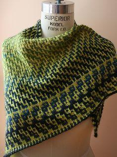Ravelry: Dovetail Shawl pattern by Judy Marples