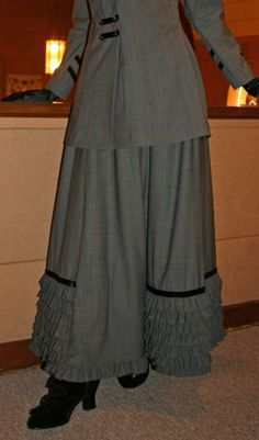 Recollections: Honora Skirt