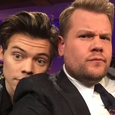 harry styles on the late late show with james corden