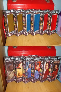 Other Action Figures 348: Star Trek Mego 8 Custom Box Lot Of 6 Only -> BUY IT NOW ONLY: $70 on eBay!
